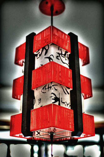 lampa chinska