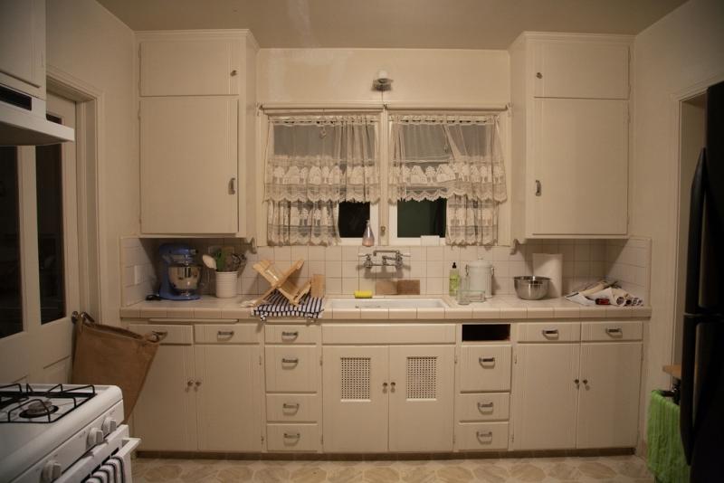 Kolor biały we wnętrzach – Blog o dekoracji i aranżacji domu -> Kuchnia Inspiracje Leroy Merlin