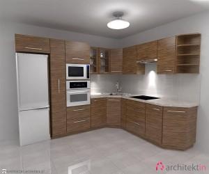 podświetlenie kuchni