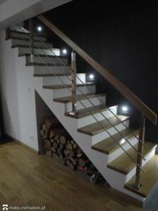 podświetlenie schodów