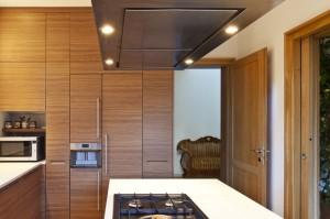 oświetlenie w kuchni