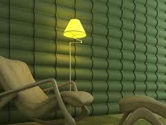 Aranżacja ściany w salonie