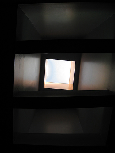 Świetliki – prosty sposób na punktowe światło